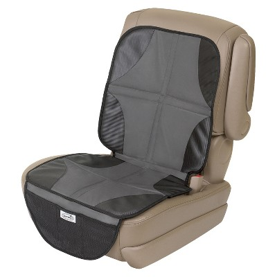 Summer Infant® DuoMat 2-in-1 Car Seat Mat - Black & Gray