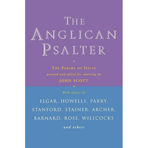 Anglican Psalter - (Hardcover) - image 1 of 1