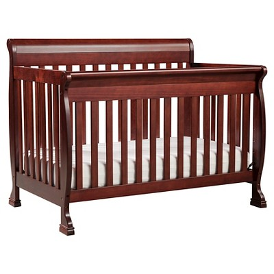 DaVinci Kalani 4-in-1 Convertible Crib - Cherry