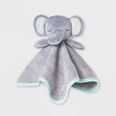 Baby Elephant Washcloth - Cloud Island™ Mint Green One Size