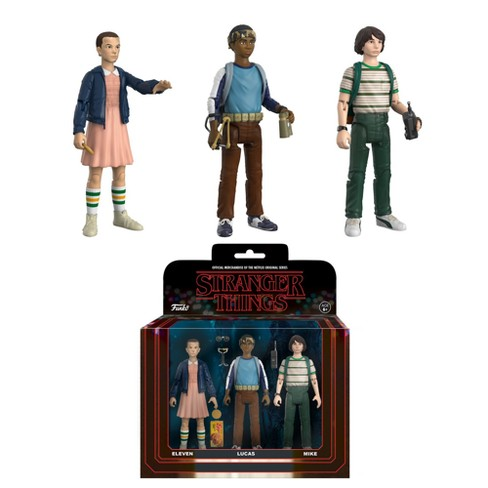 Funko Action Figure: Stranger Things - 3pk Mini Figure - Pack 1 with CHASE - image 1 of 3