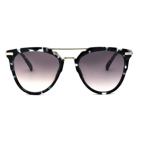 b945f367056 Women s Cateye Tort Sunglasses - A New Day™ Black   Target