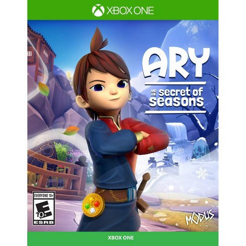 Ary and the Secret of Seasons - Xbox One - image 1 of 4