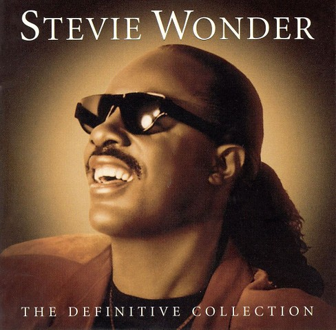 Stevie Wonder - The Definitive Collection (CD) - image 1 of 1