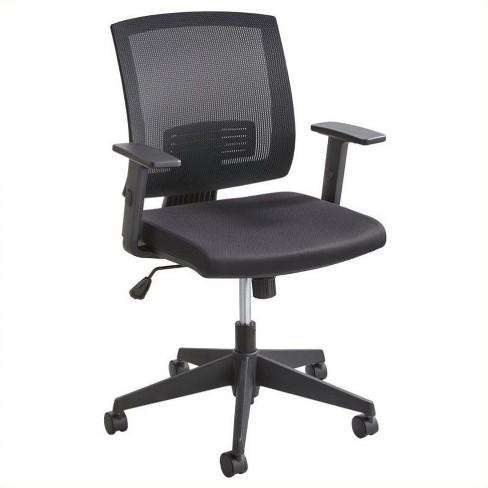 Mezzo Task Office Chair - Black - Safco - image 1 of 1
