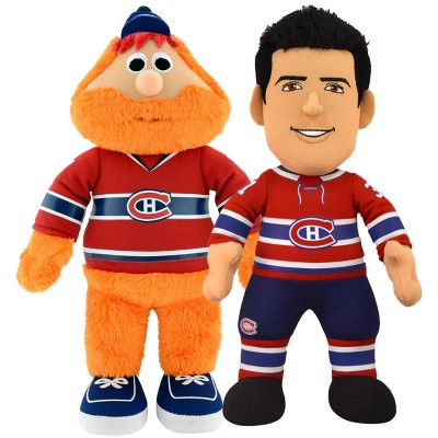 "NHL Montreal Canadiens Bundle Youppi and Carey Price 10"" Plush Figures"
