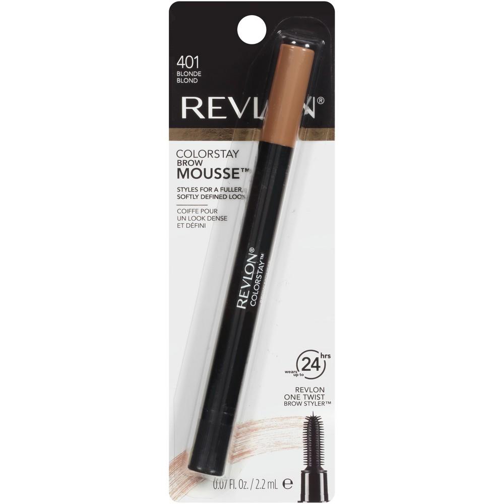 Revlon ColorStay Brow Mousse 401 Blonde - 0.07 fl oz