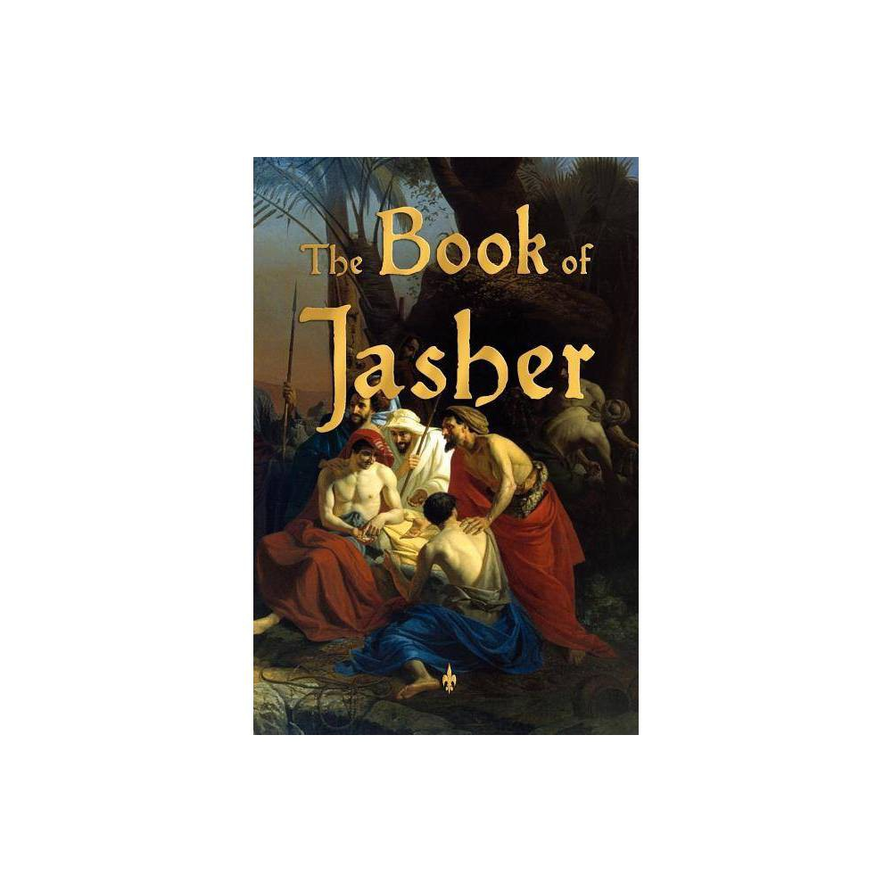 The Book Of Jasher Paperback