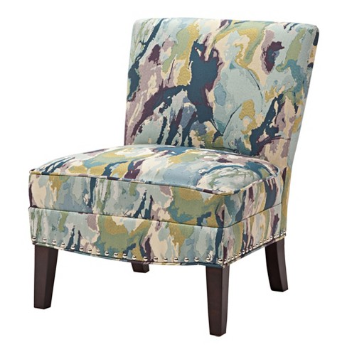 Karly Curved Back Slipper Chair - image 1 of 4