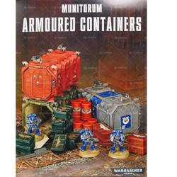 Warhammer 40k Munitorum Armoured Containers