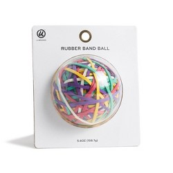 Rubber Band Ball 275ct Multicolor - Up&Up™
