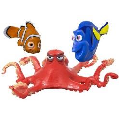"""Swim Way Set of 3 Water Sports Disney Pixar Finding Dory Dive Characters Swimming Pool Game 7"""" - Red/Orange"""