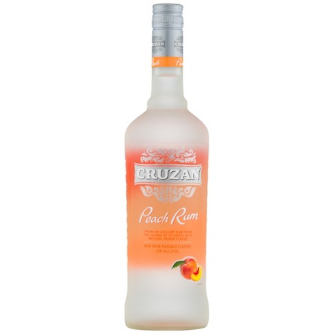 Cruzan Peach Rum - 750ml Bottle - image 1 of 1