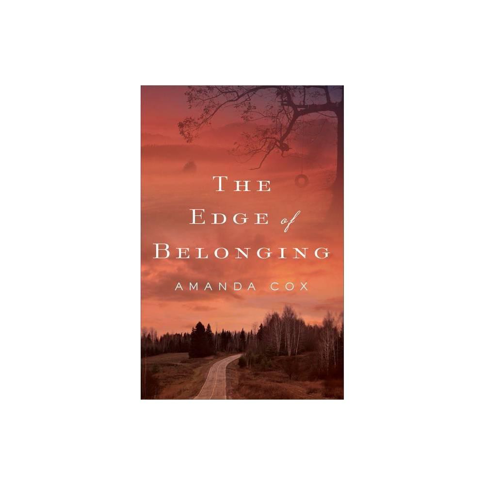 The Edge Of Belonging By Amanda Cox Paperback
