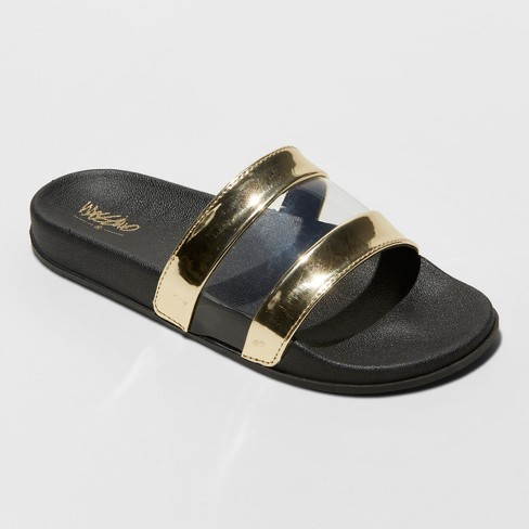 Women's Trystan Slide Sandal - Mossimo Supply Co.™ - image 1 of 3