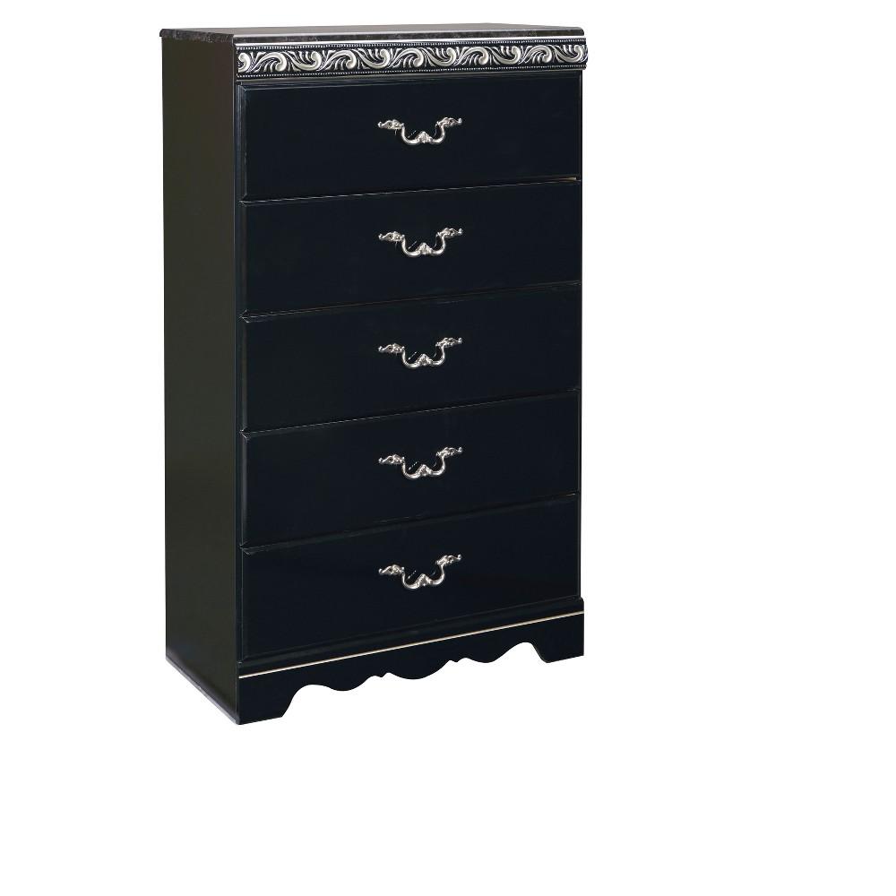 Dresser Black - Signature Design by Ashley