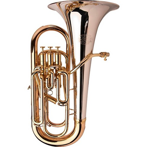 Adams E1 Selected Series Sterling Bell Compensating Euphonium Lacquer - image 1 of 1
