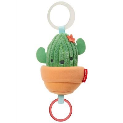 Skip Hop Cactus Jitter Hanging Toy