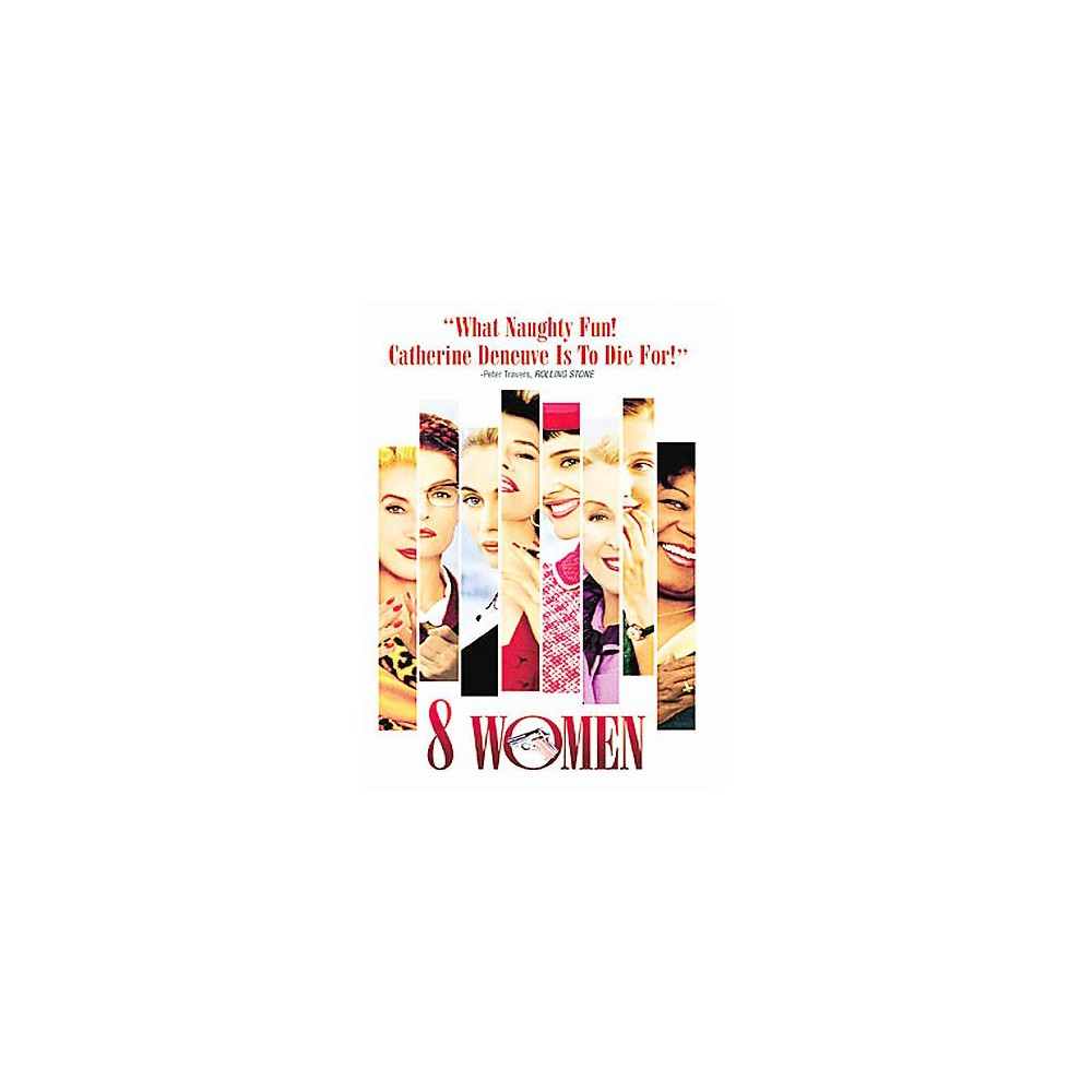 8 Women (Dvd), Movies