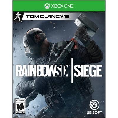 Tom Clancy\u0027s Rainbow Six: Siege - Xbox One : Target