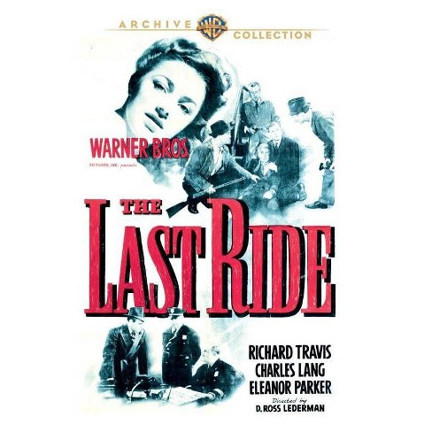 The Last Ride (DVD)(2018) - image 1 of 1