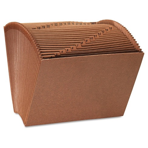 Box File Brown Universal Office - image 1 of 1