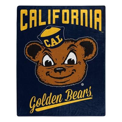 NCAA Cal Golden Bears Throw Blankets