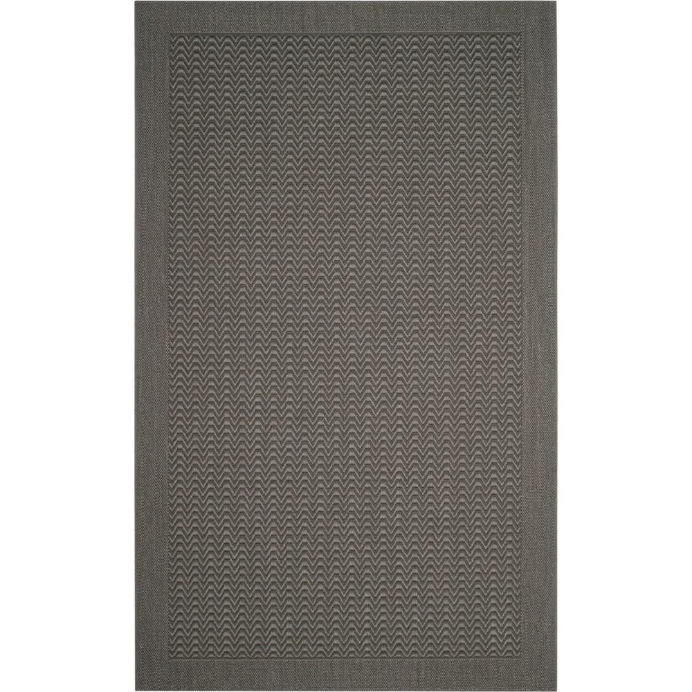 8'X10' Solid Loomed Area Rug Ash/Light Gray (Grey/Light Gray) - Safavieh