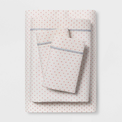 Printed Cotton Percale Sheet Set - Opalhouse™ - image 1 of 3