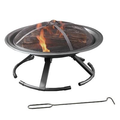 Grab n' Go Portable Fire Pit - Pleasant Hearth
