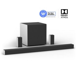 "VIZIO 46"" 5.1.4 Soundbar with Dolby Atmos"
