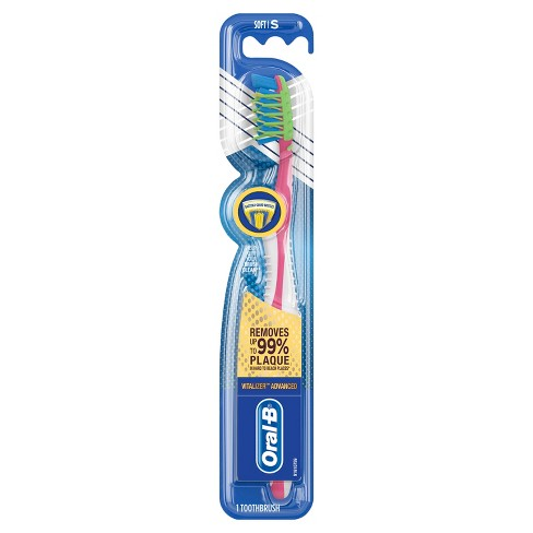 Oral-B Pro-Health Vitalizer Advanced Soft Toothbrush - 1ct - image 1 of 3