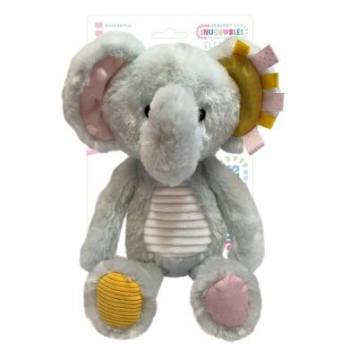Make Believe Ideas Snuggables Plush - Elephant