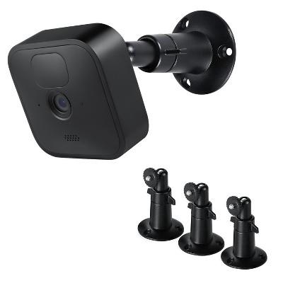Wasserstein Adjustable Metal Wall Mount for Blink Outdoor, XT2 Outdoor & Indoor Camera (3 Pack)