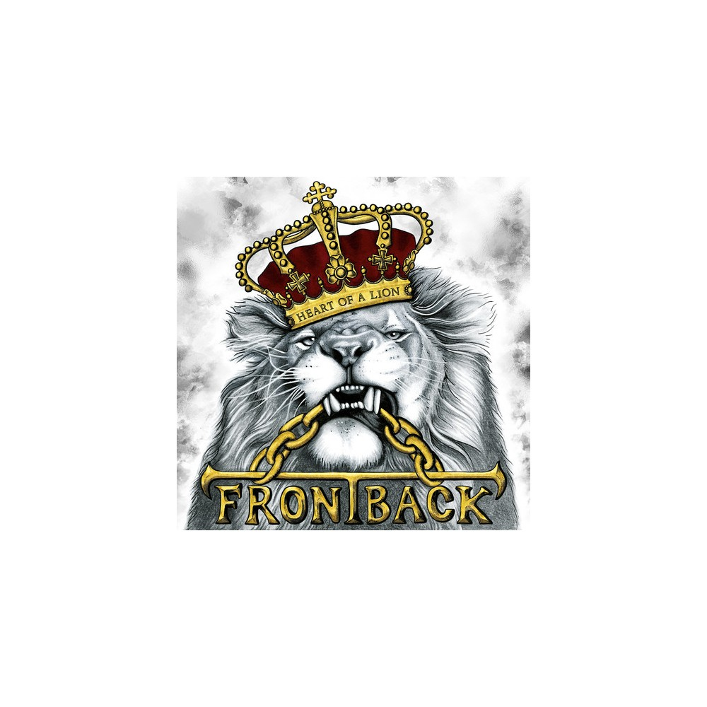 Frontback - Heart Of A Lion (CD)