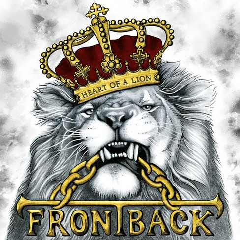 Frontback - Heart Of A Lion (CD) - image 1 of 1