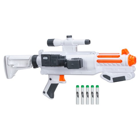 nerf star wars captain phasma blaster target