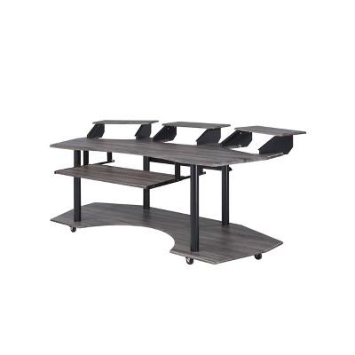 Eleazar 3 Stands Computer Desk - Acme Furniture