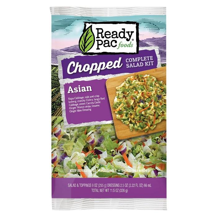 Ready Pac Asian Chopped Salad Kit - 11.5oz - image 1 of 1