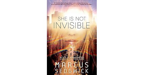 She is Not Invisible (Reprint) (Paperback) (Marcus Sedgwick) - image 1 of 1