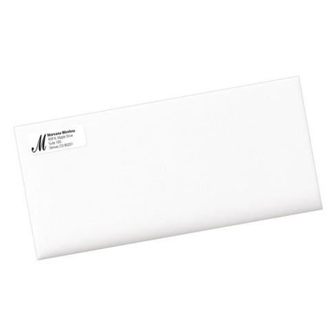 avery 2 3 x 1 3 4 laser easy peel address labels white 1500 pk