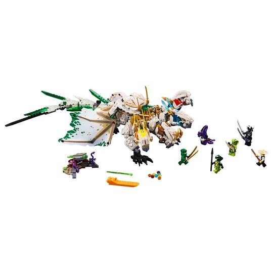 LEGO Ninjago: Masters of Spinjitzu The Ultra Dragon 70679 image number null
