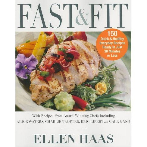Fast & Fit - by  Ellen Haas (Paperback) - image 1 of 1