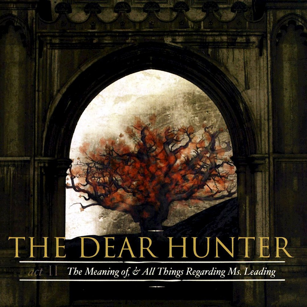 Dear Hunter - Act Ii:Meaning Of And All Things Rega (Vinyl)
