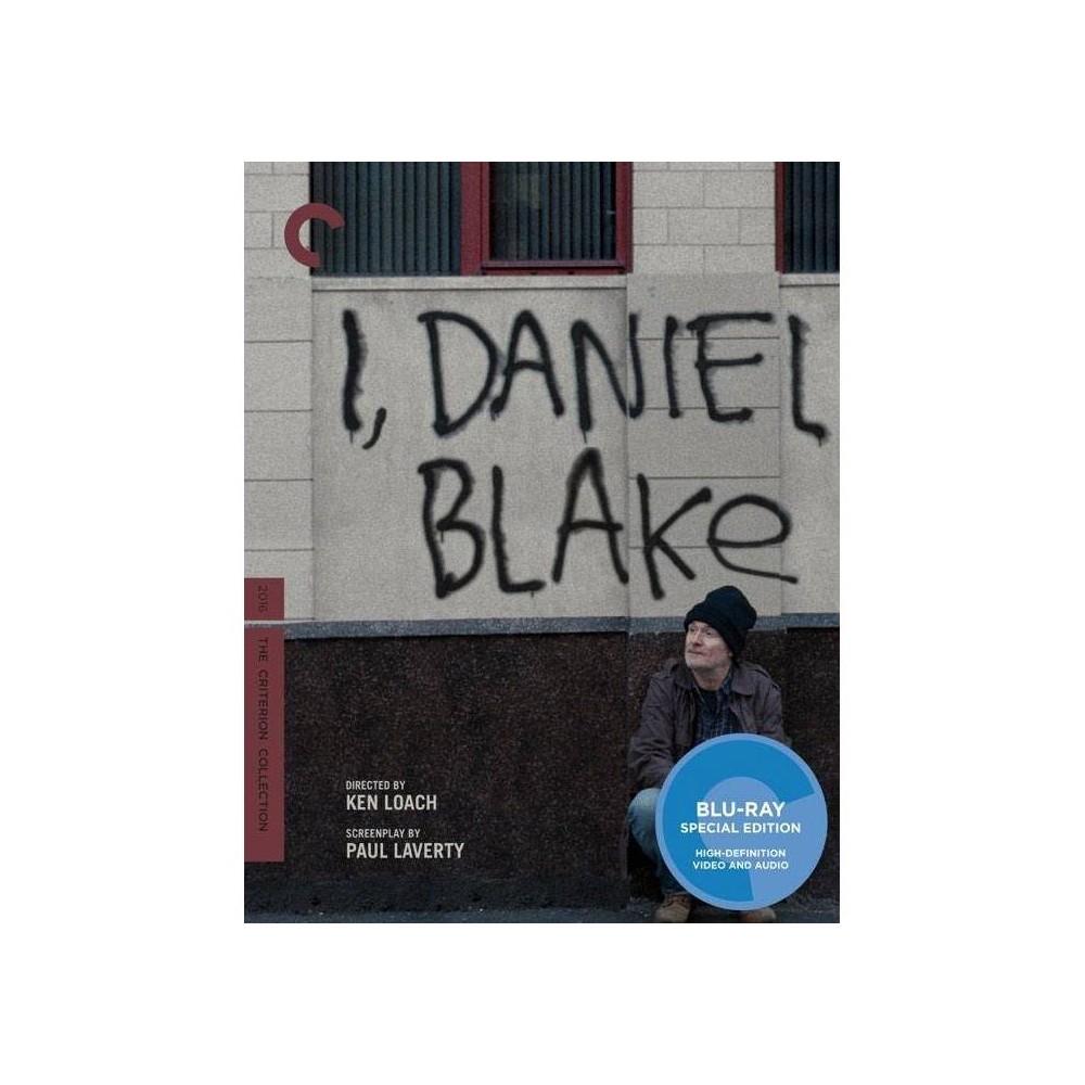 I Daniel Blake Blu Ray