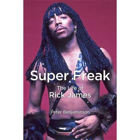 Super Freak - by  Peter Benjaminson (Hardcover) - image 1 of 1