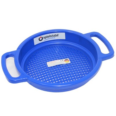 Spielstabil Large Sand Sieve (One Sifter Included - Colors Vary)