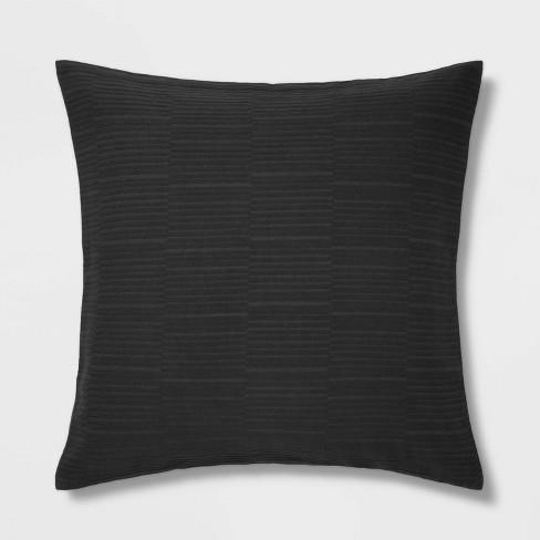 Textural Stripe Sham - Project 62™ + Nate Berkus™ - image 1 of 3