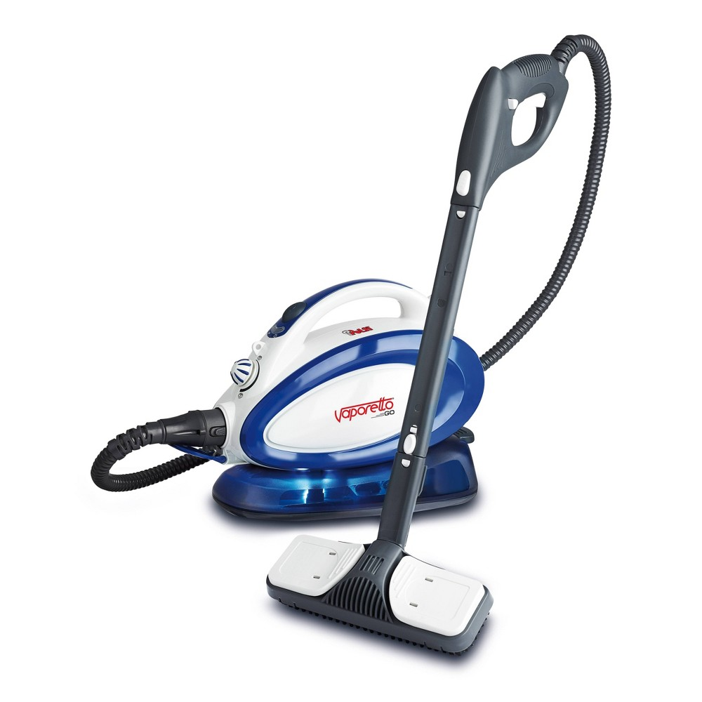 Vaporetto Go Blue - Easy Transport Steam Cleaner - Suitable For All Surfaces