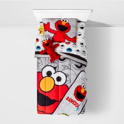 Sesame Street Elmo Kids Bedroom Collection